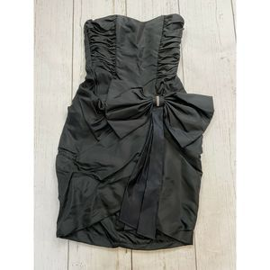 Vintage 1990's Jay Jacobs Bow Prom Party Dress